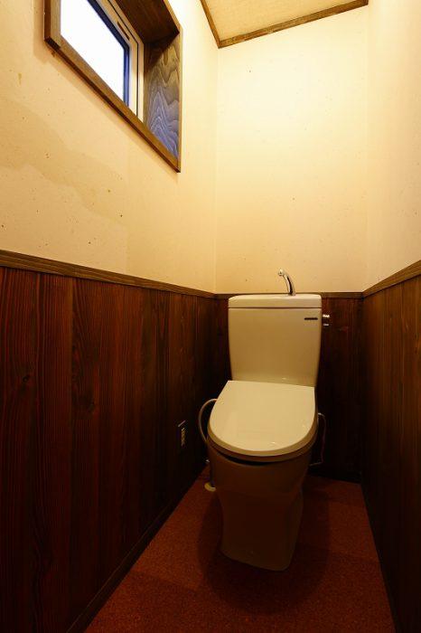 縮小トイレ