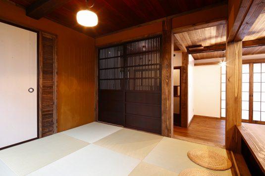 縮小和室 (2)