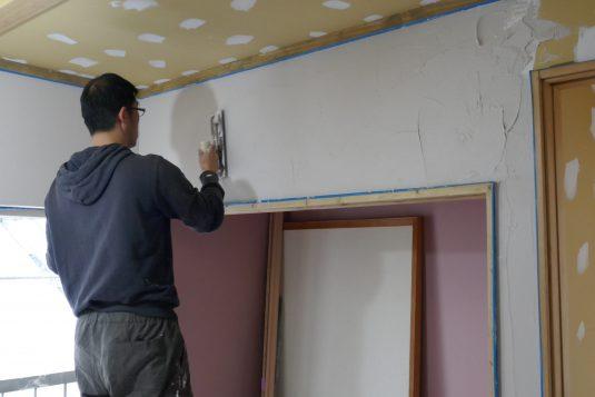 塗り壁セルフ (4)