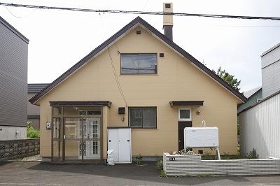 篠路三角屋根・ビフォー (1)