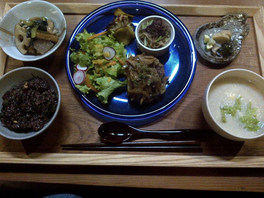 養生園の料理 (2)