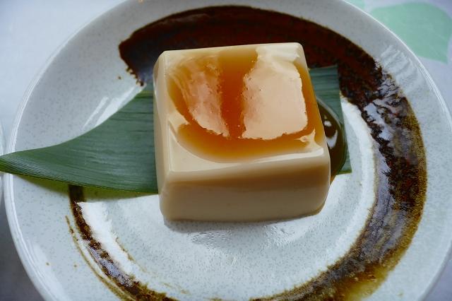 縮小葛ゴマ豆腐