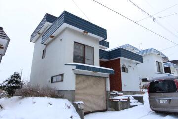 札幌西区西野の新築・リノベーション用売地のご案内